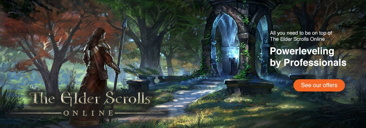 Premium Powerleveling for The Elder Scrolls Online by elite players
