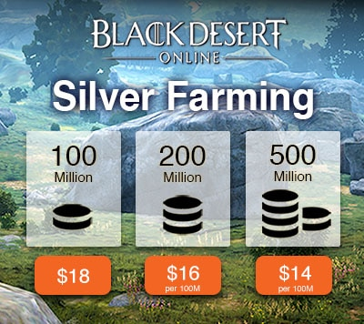 Buy BDO Silver Farming from Gaming on Top